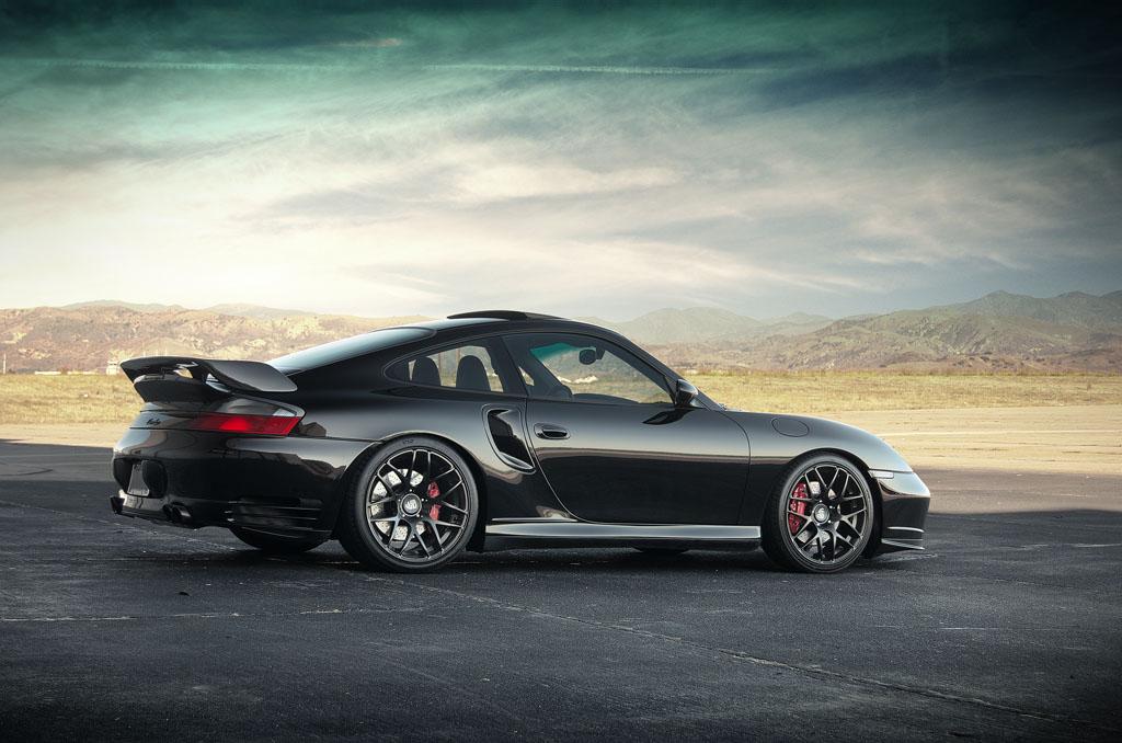 Porsche 996 997 Model Year Changes